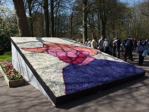 Flower Van Gogh @ Keukenhof by *_*, on Flickr