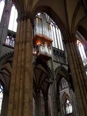 Kölner Dom - Langhausorgel (1998) (onnola) Tags: church germany deutschland cathedral dom kathedrale kirche cologne köln organ nordrheinwestfalen orgel northrhinewestphalia kirchenorgel klais