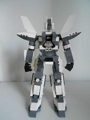Sentinel class mk III mobile suit (Loysnuva) Tags: robot lego system gundam mecha moc mobilesuit loys nuva bionifigs loysnuva
