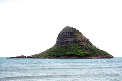 Mokoli'i (Ian E. Abbott) Tags: island hawaii oahu mokolii kualoaregionalpark