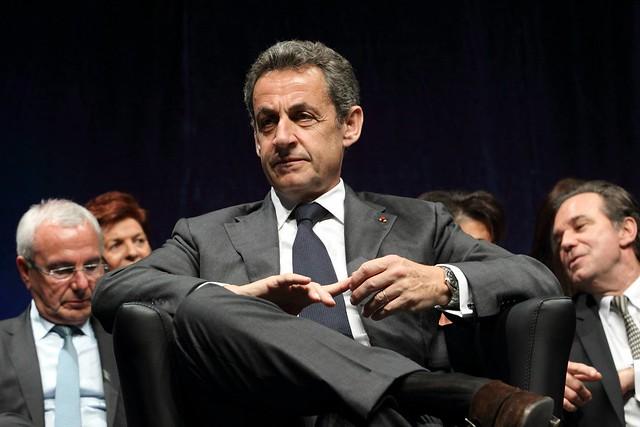 Réunion publique de Nicolas Sarkozy à Nice