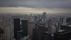 New York. View from Rockefeller Center (Oleg.A) Tags: nyc usa newyork unitedstates rockefellercenter