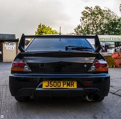 Evo (stuarthomas_) Tags: cars japan jap jdm evo motorsport carporn japspeed mitsubish drivendaily cargang