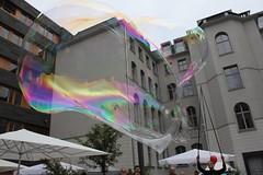 Seifenblasenfabrik Bubblebo Seifenblasenshow beim Tag der offenen Tür im Bundesministerium für Landwirtschaft 8