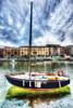 La nuova Darsena (fotopierino) Tags: italy milan canon barca italia mark milano iii 5d vela acqua lombardia hdr 1740 naviglio darsena fotopierino