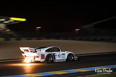 Porsche 935 flamethrower (Katrox - www.kevingoudin.com) Tags: porsche935 porsche 935 lemansclassic le mans lemans 2016 motorsport group5 group 5 groupe5 flamethrower backfire nikond3s d3s nikon afsvr70200mmf28g 7020028 panningshot