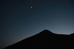 """Luna, non dici una parola"" (Pernin) Tags: rosso moon luna sibillini mountains outdoor night mount trekking hiking sport"