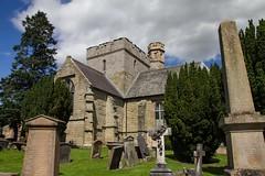 Biggar Kirk exterior (8) (Bill Cumming) Tags: lanarkshire biggar church historic
