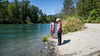 Laura and Casper-001 (RandomConnections) Tags: cascades northerncascades skagitcounty skagitriver washington