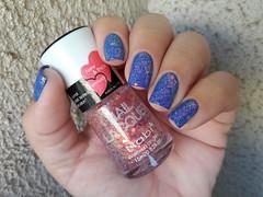 Purple Jumbo Glitter - Nabi e Star - Risqu (Claudia _Freitas) Tags: purplejumboglitter nabi star risqu