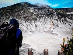 Tangkuban Perahu,  #lembang #tangkubanparahu #mountain #crater #westjava #indonesia