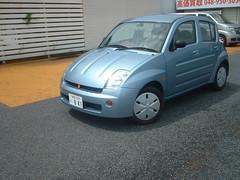 Toyota WiLL Vi (SDA007) Tags: toyota jdm japan vista corolla spade ist
