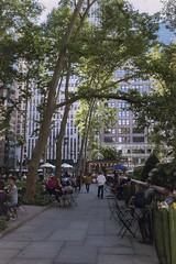 Summer in the City (Gary Burke.) Tags: bryantpark midtown eastside manhattan nyc newyorkcity newyork ny park buildings klingon65 gothamist garyburke trees branches tree sky seating chair people nycpark summer city dslr urban fb nycdetails iloveny ilovenewyork nyctravel tourism canon eos 70d canoneos70d travel ilovenyc newyorklife citylife cityliving iheartnewyork urbanphotography touristattraction path