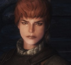 Hecate - Female Nord character preset (teriric) Tags: skyrim character characters preset presets mods racemenu tesv face