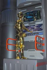 Disney Hollywood Studios - Star Tours (jrozwado) Tags: usa robot starwars florida northamerica waltdisneyworld droid c3po startours disneyhollywoodstudios