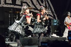 BABYMETAL in San Francisco, July 14th 2016 #1 (satoshikom) Tags: sanfrancisco concert heavymetal theregencyballroom babymetal sumetal yuimetal panasonicdmczs100