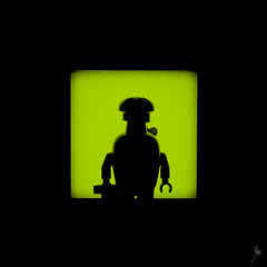 Shadow (211/100) - Chef Pig (Ballou34) Tags: 2016 650d afol ballou34 canon eos eos650d flickr lego legographer legography minifigures photography rebelt4i stuckinplastic t4i toy toyphotography toys rebel stuck plastic photgraphy blackwhite light shadow enevucube minifigure 100shadows angry birds movie piggy pig green chef cook hat
