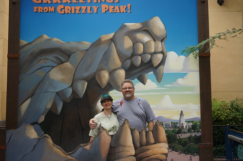 """Tracey and Scott at Grizzly Peak • <a style=""""font-size:0.8em;"""" href=""""http://www.flickr.com/photos/28558260@N04/28325014274/"""" target=""""_blank"""">View on Flickr</a>"""