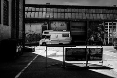 Underground campers (tomabenz) Tags: berlin noiretblanc urban street photography bw streetview a7rm2 monochrome blackandwhite sonya7rm2 streetphotography