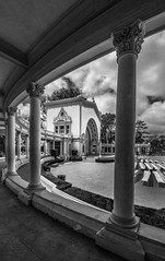 Spreckels Organ Pavillion (FotoGrazio) Tags: freetodownload arch photographersinsandiego abstract highcontrast digitalphotography structure worldphotographer contrast waynegrazio arches photography photographicart photographersincalifornia freeimage lines pattern sandiegoorganpavillion phototoart decor freepicture photoshoot capture organ pavillion fotograzio architecturaldesign explore texture sandiegophotographer fineart architecture design downloadforfree californiaphotographer composition waynesgrazio art 500px flickr internationalphotographers artofphotography blackandwhite geometry surreal