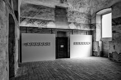 Sala espositiva (drugodragodiego (Thanks 1,9 Million)) Tags: ghirri exhibition mostra bergamo lombardia italy blackandwhite blackwhite bw biancoenero pentax pentaxk1 k1 hdpentaxdfa2470mmf28edsdmwr