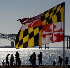 Maryland (StateMaryland) Tags: marylandstatepolice plungefest polarbear sandypoint sandypointstatepark centralmaryland