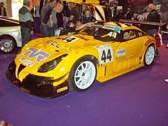 362 TVR Sagaris (2006) (robertknight16) Tags: tvr british 2000s sagaris racecar nec2013