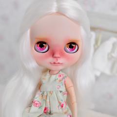 FA - Margo (OOAK Blythe doll)