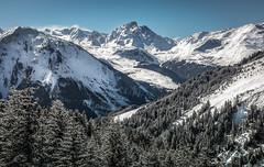 Champagny-en-Vanoise (aurlien.leroch) Tags: france alpes alps laplagne courchevel champagnyenvanoise winter hiver snow neige vacances nikon d7100 landscape mountains montagnes paysage