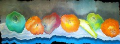 fruit shear in xn (jaimsart) Tags: original art oil painting still life fruit canvas jaims saatchi artslant manipulated photo editing software xn view shear