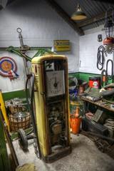 Gilbarco pump (velton) Tags: merseyside birkenhead cheshire mersey river tram car bike motorcycle vintage veteran bus truck automobile van pumps petrol gas old timer