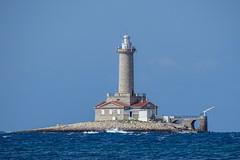 Lighthouse - Porer (acgasser) Tags: kroatien croatien water wasser sea ozean ocean meer mare kamenjak lighthouse