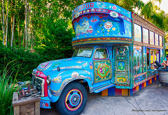 Anandapur Ice Cream Truck at Disney #AnimalKingdom 2016 (Mickey Views) Tags: disney disneydining dining icecream disneyworld animalkingdom anandapur truck foodtruck everest hdr food wdw waltdisneyworld hdr2016 2016disney 2016 wafflecone quickservice themepark