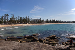 IMG_0527 (peterreading) Tags: beach tourist tourism manly water ocean sea waterway warm swim swimming sydney nsw newsouthwales australia aus aussie ozzie oz sand appartment living wayoflife life sunshine
