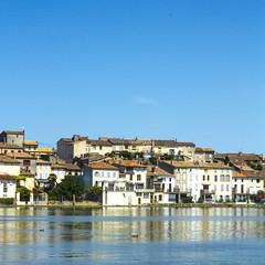 IMG_8739 (chompa.cuak) Tags: tranquilidad relax free aire libre lago agua azul blue pueblo casas tranquilo vacio verano soleado