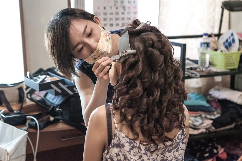 孟峰&梵齡 婚禮紀實-8