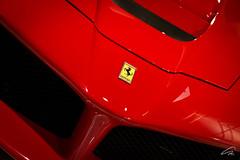 Glimpses of Red#2 (glank27) Tags: laferrari ferrari red maranello museo cars supercars hypercars hybrid karl glanville canon eos 70d efs 1585mm f3556 shine