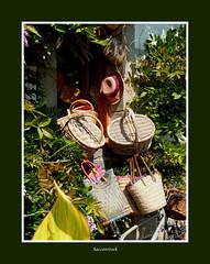 Saccanstock (Chti-breton) Tags: pannier cabas vannerie boutique