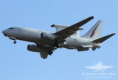 A30-002 BOEING E-7A WEDGETAIL RAAF (QFA744) Tags: boeing raaf wedgetail e7a a30002