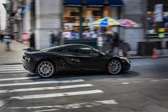 McLaren MP4-12C (Gabriel Cederberg) Tags: nyc newyorkcity cool soho mahattan motionblur mclaren panning mp4 carspotting 12c mclaren12c