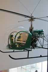 Helicopter @ MOMA (djpalmer1953) Tags: newyorkcity moma helicopters museums