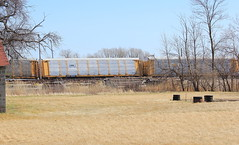 Bad Day (Acronym Railroad) Tags: cn lac du canadian national fond csxt m357 ttgx 982042