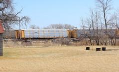 Bad Day (Acronym Railroad) Tags: cn lac du canadian national fond csxt m357 ttgx 982042