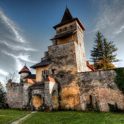 Cursed Fairytale Castle