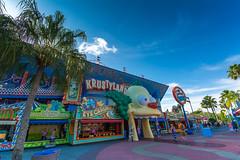 Krusty Land (TIP|Photography) Tags: park trip summer vacation orlando nikon florida parks august theme fl universal aug studios universalstudioshollywood d7100 krustyland thesimpsonsride nikond7100