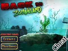 逃回殭屍樂園:修改版(Back to Zombieland Cheat)