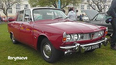 1968 Rover P6 (Rorymacve Part II) Tags: auto road bus heritage cars sports car truck automobile estate transport rover historic motor saloon compact roadster rover2000 motorvehicle roverp6