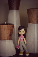Little people's problem... (Katester Phatater) Tags: toy japanese pinkyst babyvance