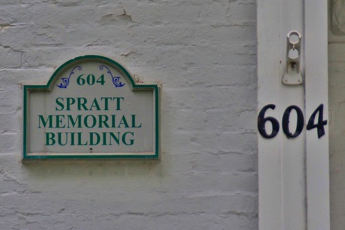 Spratt Memorial Building ~DIOCESE OF OGDENSBURG ~  Offices  ~ Historic