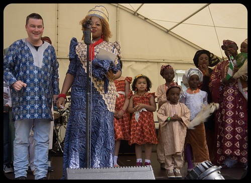 THE BEST DRESSED PEOPLE AT AFRICA DAY 2015 [FARMLEIGH HOUSE IN DUBLIN] REF-104474